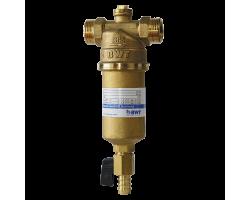 """Фильтр прямой промывки Protector H/R 1/2"""" (латунный корпус) 10506 BWT"""