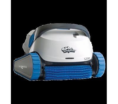 Робот пылесос для бассейна DOLPHIN S200 S 200 BWT