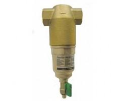 """Фильтр прямой промывки Protector HW 3/4 """" х 1 """" со сменным элементом для горячей воды (латунный корпус) 10405 BWT"""
