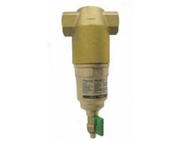 """Фильтр прямой промывки Protector HW 3/4"""" х 1"""" со сменным элементом для горячей воды (латунный корпус)"""