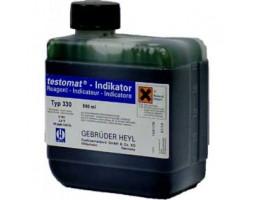 Индикаторный раствор 500 ml, 0,05 - 0,5° dH