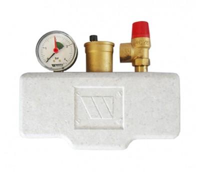 02.70.136 KSG 30/20М-ISO Группа безопасности котла в теплоизоляции (до 100 кВт) 02.70.136