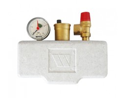 02.71.130 KSG 30/ISO2 Группа безопасности котла в теплоизоляции