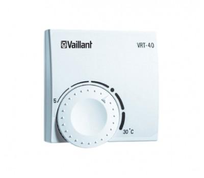 300662 Комнатный термостат VRT40 для настенных котлов 300662 VAILLANT