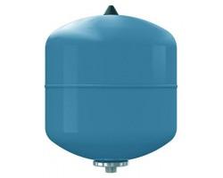 Гидропневмобак Refix DE 25 для водоснабжения, цвет голубой (Reflex) 7304000 REFLEX