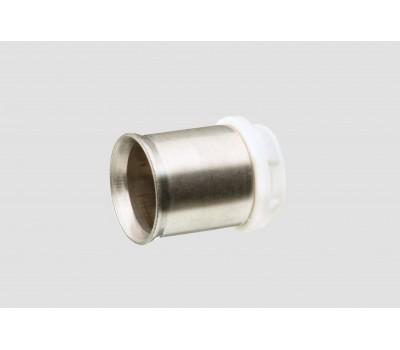 Пресс-гильза запасная с фиксирующим кольцом d16 alpex-L,нержавеющая сталь 86816505 FRANKISCHE