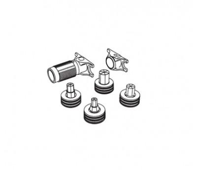 Сменный к-т насадок для М1 для труб Flex/Pink (16-32) 137934-003 REHAU