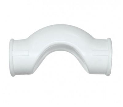 Обводное колено d=20 (белый) 3202-twc-200001 FIRAT