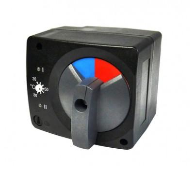 Сервопривод с датчиком для фиксированной регулировки температуры (220v/135s) P27230010T BARBERI