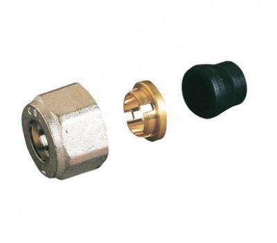TR 91 Компрес. фитинг для медных труб d15 мм (резьба метр.  24х19) 67760015