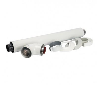 Комплект коаксиальный 60/100 для прохода через стену,850 мм (VAILLANT) SCA-6010-230850 STOUT