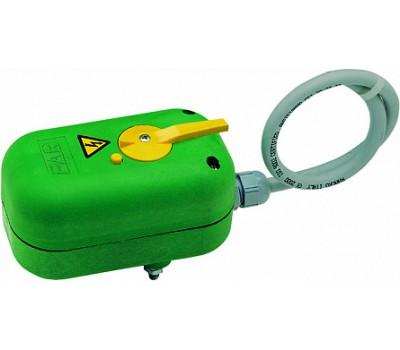 FA 3005 40 Электрическое сервоуправление с ручн. деблокировкой (220В,время поворота 40 сек) FA 3005 40 FAR