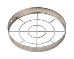Наконечник для воздуховода D80, нержавеющая сталь SCA-0080-010003 STOUT