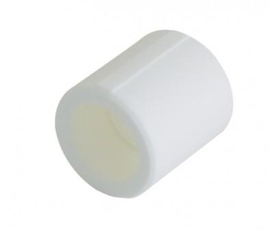 Муфта d=50 (белый) 3212-muf-500000 FIRAT