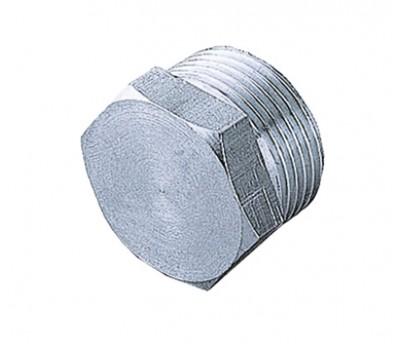 1500172(1878N0004) Заглушка HP никелированная 1/2 1500172(1878N0004) TIEMME