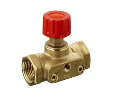 Ручной запорно-измерительный клапан АSV-М , PN16,DN32 003L7694 DANFOSS