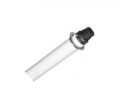 714101810 Коаксильная труба с наконечником,750мм, d=60/100 714101810