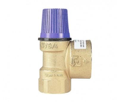 02.16.110 SVW 10-1/2 Клапан предохранительный для систем водоснабжения 02.16.110