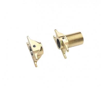 Комплект запрессовочн. тисков М1 25/32  (цвет: золотисто-желтый) 137364-001 REHAU