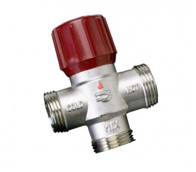 "05.59.210 АМ61С34 Терморегулирующий подмешивающий клапан 3/4"" 05.59.210"
