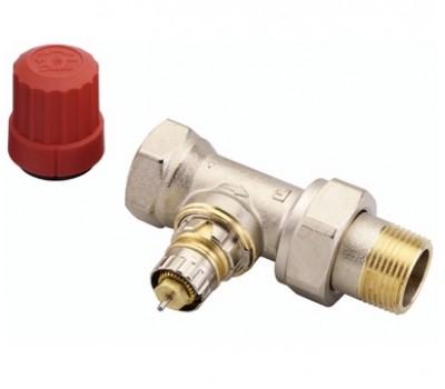 Клапан радиаторный прямой RA-N, DN15 013G3904 DANFOSS