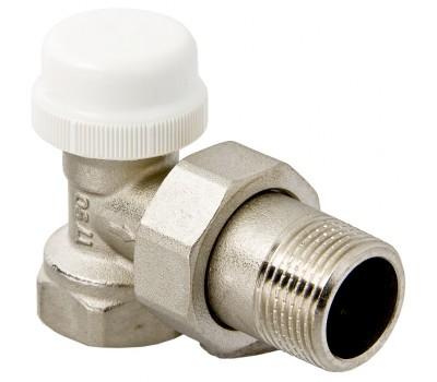 """Клапан термостатический угловой 1/2"""" VT.031.N.04 VALTEC"""