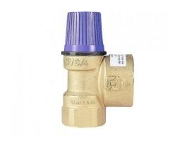 02.17.206 SVW 6-3/4 Клапан предохранительный для систем водоснабжения (6,0 бар)