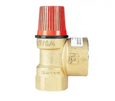 02.17.630 SVH 30х3/4 Клапан предохранительный для систем отопления 02.17.630