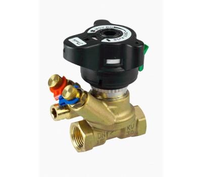 Ручной балансировочный клапан МSV-BD ,Kvs=3,0 , DN15 003Z4001 DANFOSS