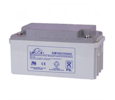 Аккумулятор LEOCH DJM 1265 (12v, 65Ач)