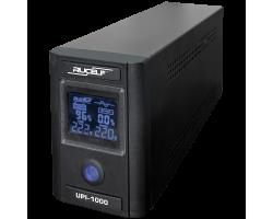 Источник бесперебойного питания RUSELF UPI-1000-24-EL (без аккум.) UPI-1000-24